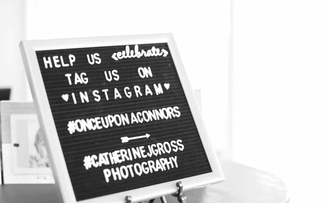 Wedding Hashtag: What can you do with it?