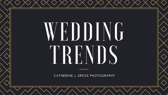 Newest Wedding Trends 2018