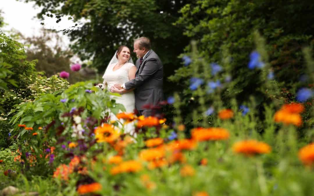 Cascade Park in Bangor Maine – Nice Wedding Venue with Chris and Aubri